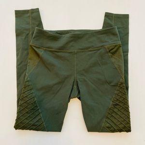 NWOT...Joy lab for Target military green leggings